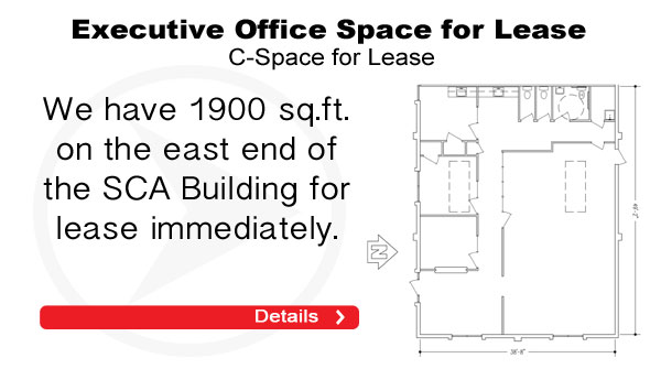 Executive Office Space for Lease, Springfield, MO