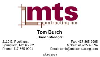 MTS Card